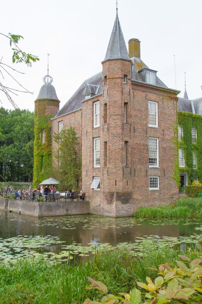 Trouwen Op Slot Zuylen Utrecht Trouwlocatie Heuvelrug